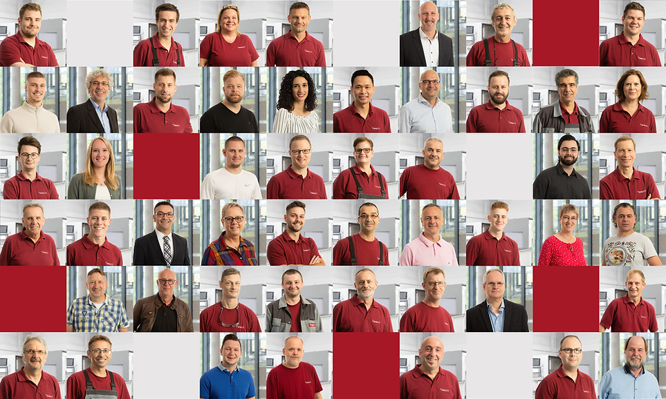 Tesch Mitarbeiter der Diamant- Gesellschaft Tesch GmbH