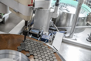 DSP Diamant-Schleifpad wird besetzt der Diamant- Gesellschaft Tesch GmbH