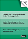 Katalog Werkzeugschleifen der Diamant- Gesellschaft Tesch GmbH
