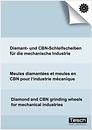 Katalog mechanische Industrie der Diamant- Gesellschaft Tesch GmbH