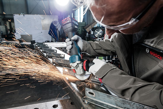 Produktaufnahme für die Firma Bosch GmbH im Einsatz ausegführt durch die Werbefotografie Blühdorn GmbH Fellbach Stuttgart.