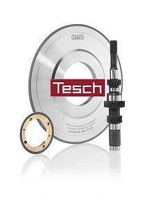 Keramik Schleifscheibe der Diamant-Gesellschaft Tesch GmbH