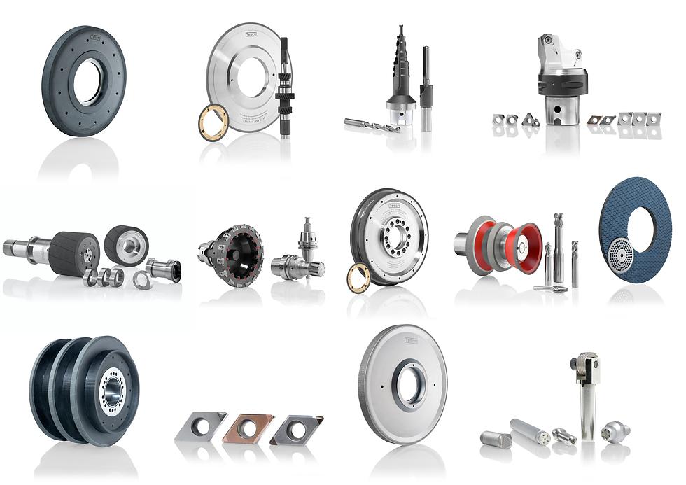 Produkte der Diamant- Gesellschaft Tesch GmbH