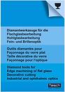 Katalog Glasbearbeitung der Diamant- Gesellschaft Tesch GmbH