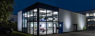 Außenaufnahme der Werbefotografie Blühdorn GmbH Fellbach Stuttgart.