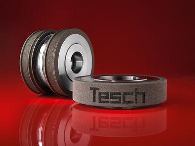 Mikrostruktur der der Diamant- Gesellschaft Tesch GmbH