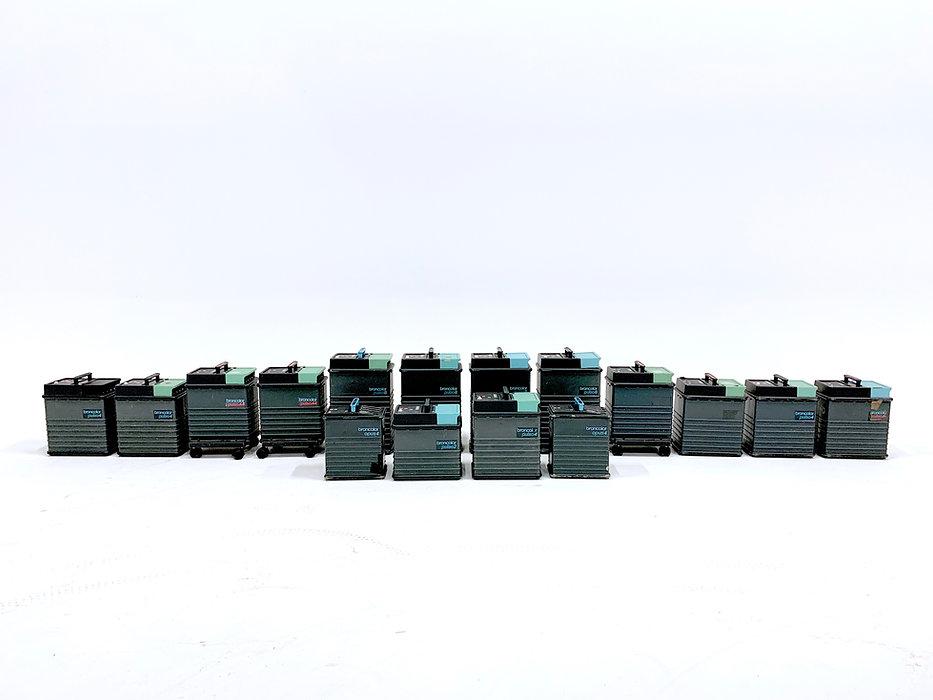 Lichtgeneratoren für die Vermietung der Werbefotografie Blühdorn GmbH Fellbach Stuttgart.