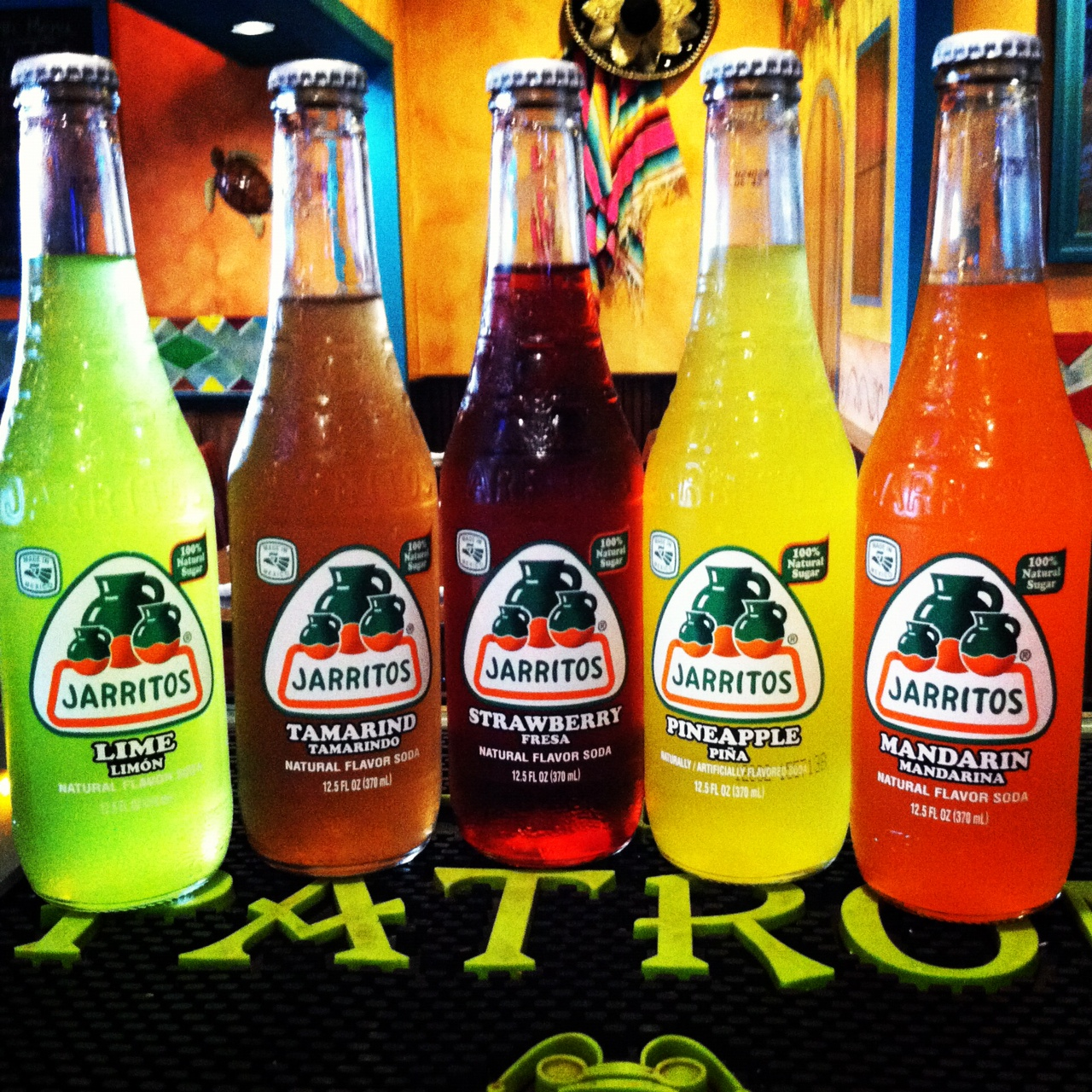 What's your favorite Jarritos?