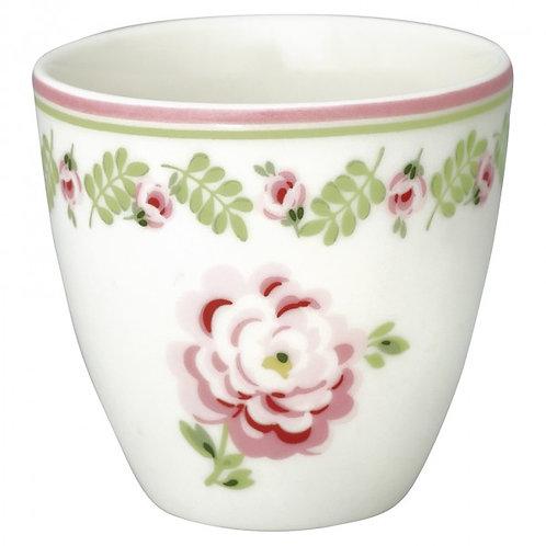 GreenGate - Mini Latte Cup - Lily Petit White