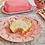 Thumbnail: rice - Butterdose - PINK - EASTER PRINT