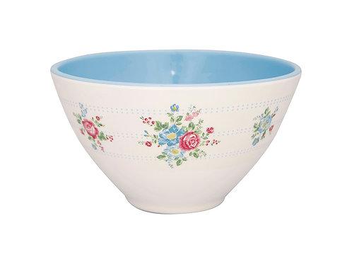 GreenGate - Müslischüssel - Bowl - Melamin - Henrietta white