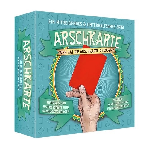Kylskapspoesi - Arschkarte