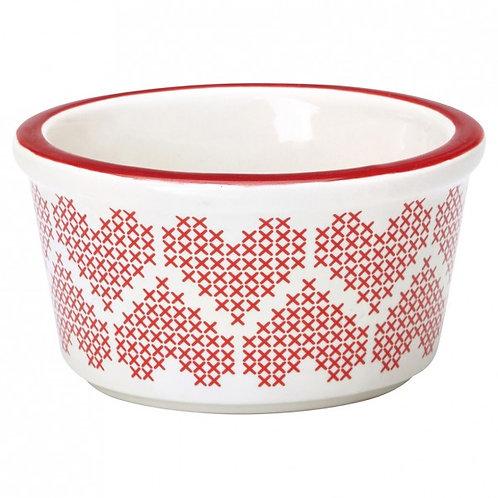 GreenGate - Auflaufform Micha Red - Oven Dish Micha Red