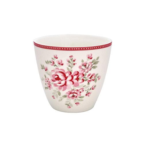 GreenGate - Latte Cup - Flora vintage - Becher