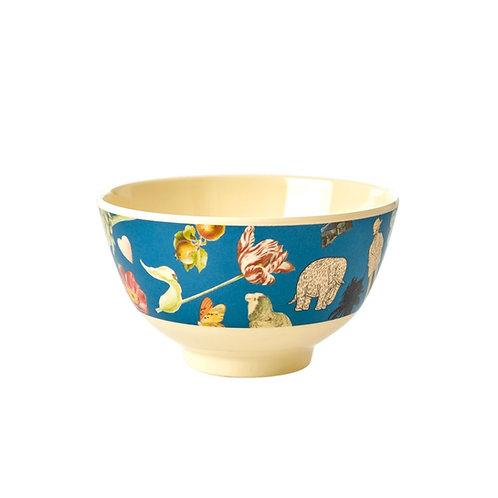 rice - Small Melamine Bowl - Art Print