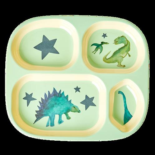 rice - Kinder Teller - Dino
