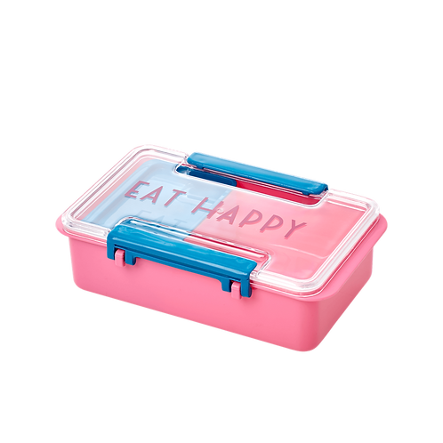 rice LUNCHBOX Eat Happy