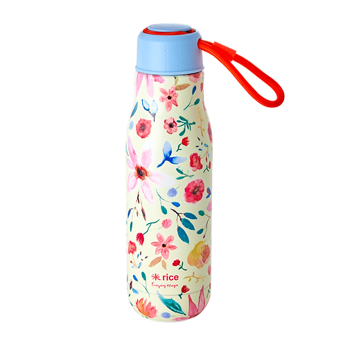 rice - Edelstahlflasche Bottle - Selmas Flower