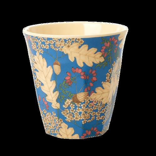 rice - Melamine Cup - AUTUMN AND ACORNS - Medium - Becher