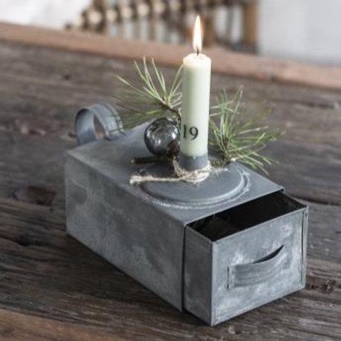 Ib Laursen - Kerzenhalter für Stabkerze - Box