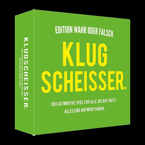 Kylskapspoesi - Klugscheisser