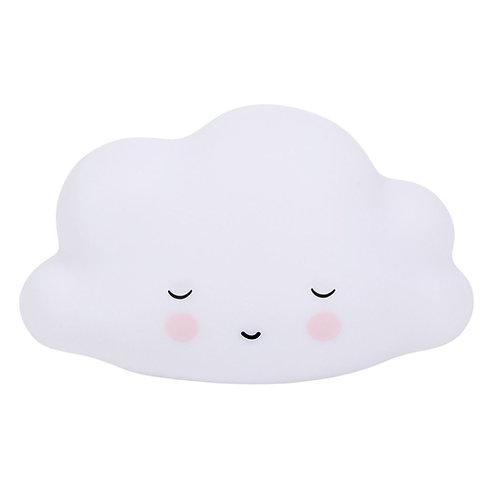 A Little Lovely Company - kleines Nachtlicht - schlafende Wolke