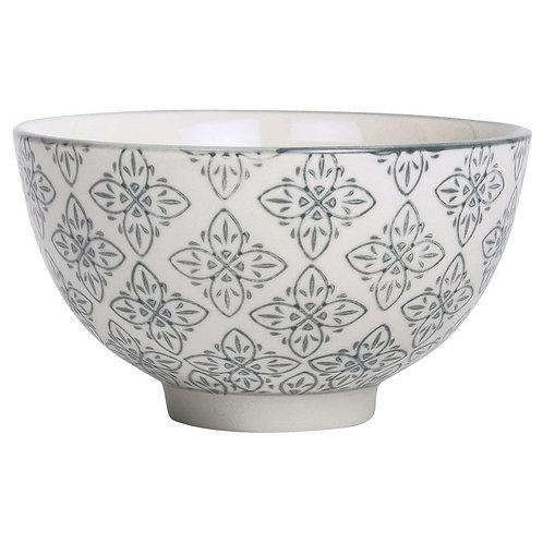 Ib Laursen - Schale - Bowl - klein - Casablanca - grau