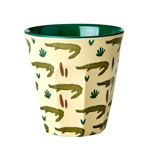 rice - Melamine Cup  -  Jungle Animals PRINT