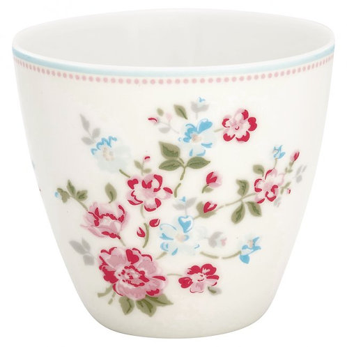 GreenGate - Latte Cup -  Sonia White - Becher