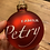 Thumbnail: Personalisierte Christbaumkugel - zweizeilig