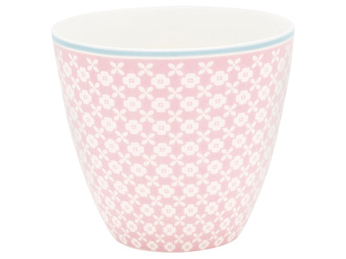 GreenGate - Latte Cup -  Helle pale pink - Becher