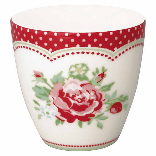 GreenGate - Mini Latte Cup - Mary white