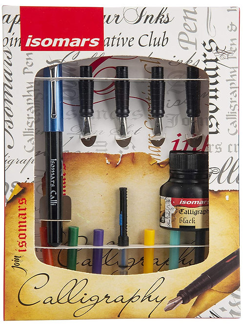 SET PLUMILLAS CALIGRAFIA PEN SET