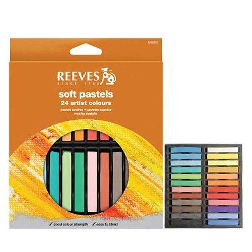 Reeves Pasteles Blandos