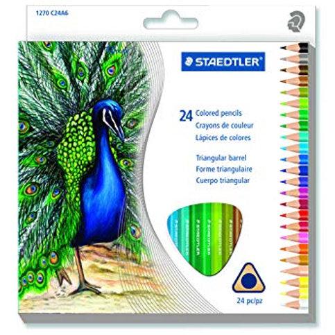 Staedtler lápices de colores 24