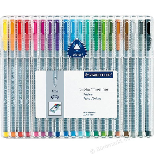 Staedtler rotuladores 20p