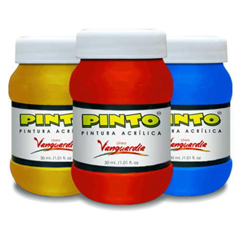 Acrílico Vanguardia Pinto