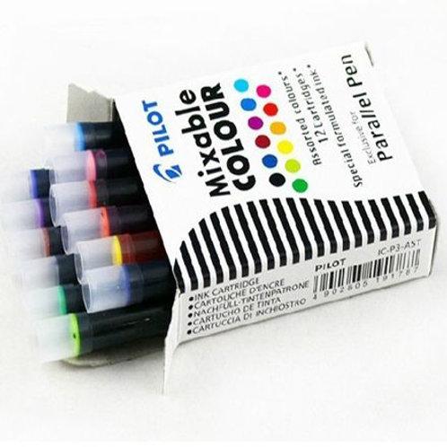 Tinta pilot Parallel Pen Colour