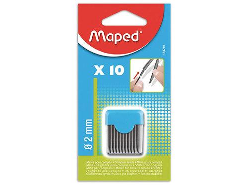 Maped Minas para compás
