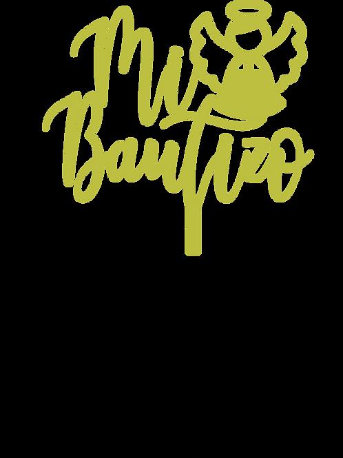 Mi Bautizo Angel