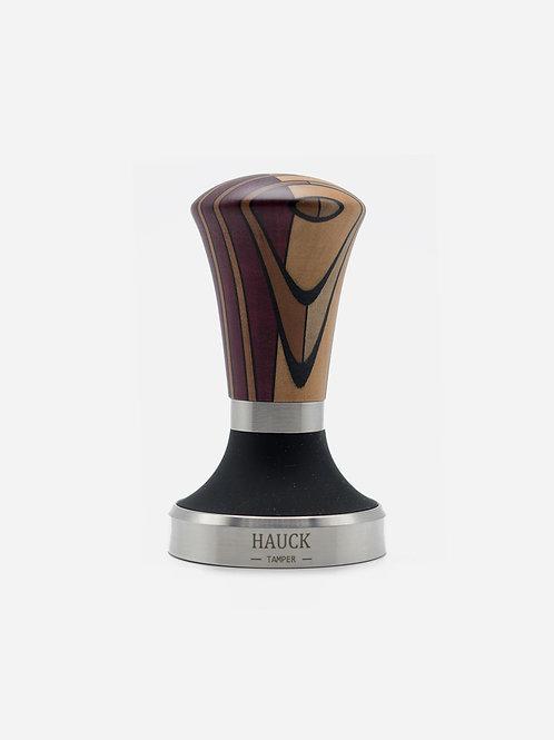 Hauck Tamper Barista Line Terra puzzle wood stripes