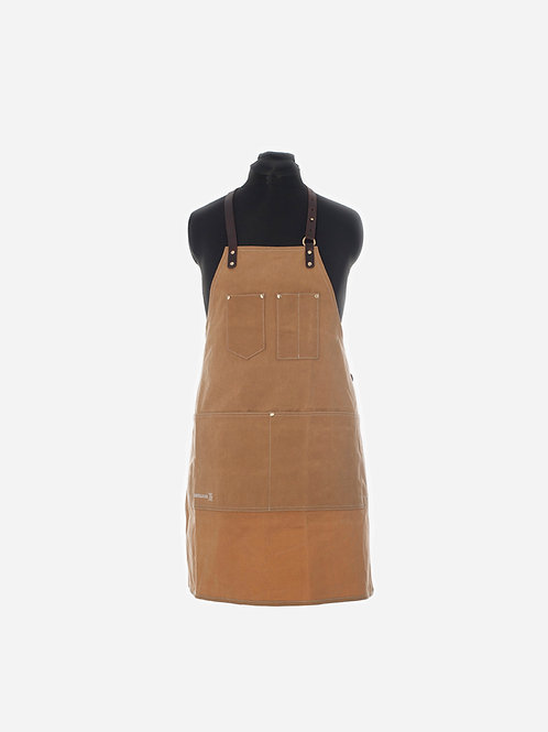 Barista Apron Canvas waxed