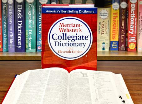CoronaVirus Brings New Vocabulary
