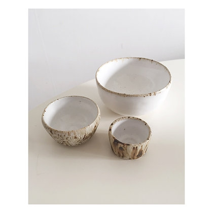 Nest bowl set of 3