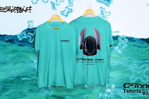「C3Tones」Tシャツ (T-shirt)