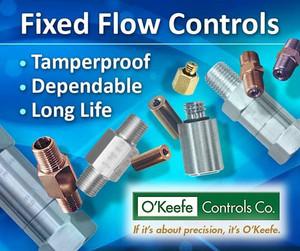 Fixed Flow Controls Digital Ad Sample
