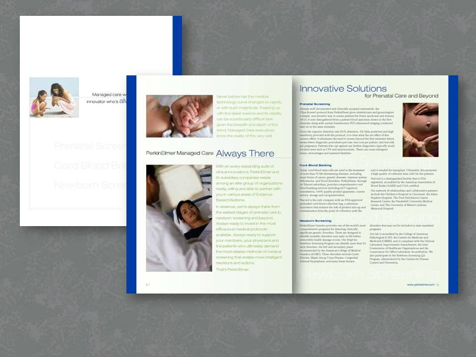 Prenatal Screening Brochure (Payers)