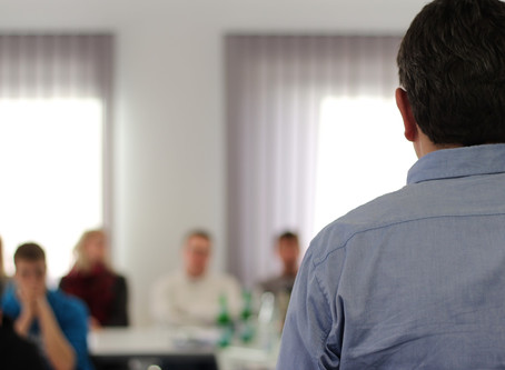 How to Avoid a Mayday in Your Next Presentation