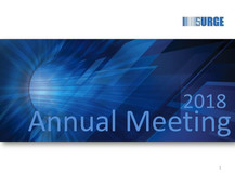 Surge Annual Meeting Cover Slide