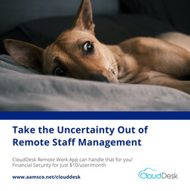 How Do You Ensure Your Remote Staff is B
